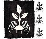 Human Hand,Giving,Plant,Holding,Growth,Tree,Symbol,Root,Computer Icon,Leaf,Collection,Dirty,Vector,Cultivated,Black Color,Black And White,Ilustration,Group of Objects,Environmental Conservation,Rusty,Nature,Distressed,New Life,Obsolete,Scratched,Unhygienic,Set,Branch,Stained,Environment,Old-fashioned,Digitally Generated Image,Damaged,Grunge,torn edges,Forest,Wood Stain,Design,Torn