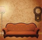 Sofa,Living Room,Cartoon,Old-fashioned,Retro Revival,Indoors,Chair,Backgrounds,Antique,Electric Lamp,1940-1980 Retro-Styled Imagery,House,Home Interior,Lighting Equipment,Rustic,Vector,Grandfather Clock,Clock,Modern,Wallpaper,Wallpaper Pattern,Ilustration,Two Seater Sofa,Beauty,Instrument of Measurement,Chesterfield Sofa,Antiquities,Loveseat,Pencil Drawing,Comfortable,Drawing - Art Product,Time,Heat - Temperature,Equipment,The Past,Painted Image,Beautiful,Art,Light - Natural Phenomenon,Cute,Rose - Flower,Ancient,Nostalgia