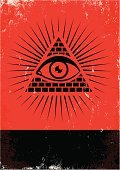 Human Eye,Pyramid,Pyramid Shape,Freemasons,Mason - Craftsperson,Mystery,Eyeball,Triangle,Light - Natural Phenomenon,Masonic,Black Color,Symbol,Retro Revival,Poster,Silhouette,Modern Rock,Spirituality,Sunbeam,Providence,Vector,The Past,Concepts,God,Old-fashioned,Shape,Cracked,Allegory Painting,Abstract,Red,Cartoon,Star Shape,template,Brick,Sign,Concepts And Ideas,Old,Illuminated,Blinking,Paper,People,Eyesight,Stone Material,Arts Symbols,Glowing,Arts And Entertainment,Cultures,Religion,Computer Graphic,The Way Forward,Ilustration,cryptic,Backgrounds,Time