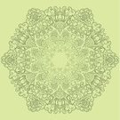 Circle,Art Deco,Pattern,Doily,Lace - Textile,Floral Pattern,Decoration,Victorian Style,Vector,Green Color,Cultures,Design,Print,Backgrounds,Art,Craft,Embroidery,Curve,Part Of,Arts Abstract,Illustrations And Vector Art,Ornate,Vector Ornaments,Design Element,Arts And Entertainment,Vector Florals,Template Design,Old-fashioned,Deco,Antique,Hobbies,Retro Revival,Ilustration