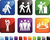Meeting,Symbol,Computer Icon,Board Room,Occupation,Icon Set,Working,Agreement,Handshake,Business,Presentation,Interface Icons,Vector,Podium,Job - Religious Figure,Business Person,Manager,White Background,Business Relationship,Currency Symbol,Talking,Design,Merger,Blue,Team,Square Shape,Teamwork,Red,Global Business,Black Color,Businessman,Briefcase,No People,Speech,Corporate Business,Business Travel,Label,Square,Currency,Microphone,business team,Green Color,People Traveling,Holding,Ilustration,Foreman,Dollar