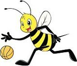 Bee,Basketball - Sport,Bumblebee,Honey Bee,Carpenter Bee,Dribbling,Happiness,Young Animal,Smiling,Sports And Fitness,Teens,Insect,Concepts And Ideas,Cute Animal,Lifestyle,Healthy Lifestyle,Team Sports,Flying Animal,Be Happy,flying insect,Small Insect,Stinging Insect,colorful insect
