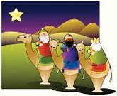Three Wise Men,Christmas,King,Three People,Wisdom,Three Animals,Men,Camel,Vector,Balthazaar,Humor,melchior,Gift,Star - Space,Crown,White Eggplant,East,Landscape,Sweet Cicely,Night,Ilustration,Journey,Riding,Hill,Holiday,Travel,Holidays And Celebrations,Christmas,Illustrations And Vector Art,Gold,Robe,Dark,frankincense