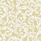 Pattern,Seamless,Leaf,Backgrounds,Scroll Shape,Repetition,Victorian Style,Beige,Wallpaper Pattern,Ornate,White,Vector,Computer Graphic,Design,Ilustration,Textile Pattern,Vector Ornaments,Vector Backgrounds,Fashion,Illustrations And Vector Art,Beauty And Health