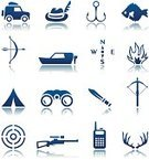 Hunting,Computer Icon,Symbol,Bow,Icon Set,Arrow,Cross Bow,Rifle,Fishing Hook,Binoculars,Dagger,Feather,Isolated,Gun,Bowie Knife,Walkie-talkie,Fishing,Fire - Natural Phenomenon,Vector,Ilustration,Off-Road Vehicle,Sign,Nautical Vessel,Transportation,Mode of Transport,Tent,Land Vehicle,Target,Compass,Fish,Illustrations And Vector Art,Hunters Cap,Set,Collection,Hat,Traffic,Vector Icons,Knife,Motor Vehicle,Clip Art,Hunting Horn,Weapon,Direction,Flame,Interface Icons,Transceiver,Blue,Car