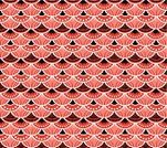 Animal Scale,Pattern,Fish,Textured,Natural Pattern,Ornate,Backgrounds,Red,Vector,Ilustration,Decoration,Wallpaper Pattern,Wallpaper,Illustrations And Vector Art,Sea Life,Vector Ornaments,Animals And Pets,Vector Backgrounds,Design,Exoticism,Nature,East Asia,Seamless
