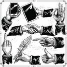 Retro Revival,Old-fashioned,Human Hand,Arrow Symbol,Handshake,Obsolete,Telephone,Ilustration,Engraved Image,Woodcut,Engraving,Computer Icon,Dirty,Drawing - Art Product,Sketch,Pen,Computer,Pen,Smart Phone,Grunge,Human Finger,Doodle,Mobile Phone,Set,Writing,Business,Feather,Digital Tablet,Internet,Meeting,Scribble,OK Sign,Portable Information Device,Vector,Technology,Sale,Cooperation,Shaking,Agreement,Support,Ink,Touch Screen,Greeting,Partnership,Teamwork,Computer Monitor,Business Symbols/Metaphors,Vector Icons,Religious Icon,Business Backgrounds,Textured Effect,Office Worker,Business,Illustrations And Vector Art