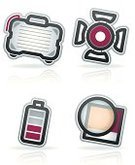 dslr,Spotlight,Symbol,Computer Icon,Filter,digital photo,Bag,Sign,Photo Icons,Objects/Equipment,Vector Icons,Blue,Circular Polarizer,Red,Technology,Photo Tools,Battery Level,Photographic Equipment,White,Pink Color,Camera Filter,Gray,Grey Filter,camera bag,Equipment,White Background,Photography Icons,Illustrations And Vector Art,Household Objects/Equipment,Electronics,Photography Themes,Vector,Battery Indicator,Camera - Photographic Equipment,Battery,Polarizer,Photography,Lighting Equipment,Photo Hardware