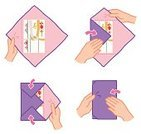 Furoshiki,Japan,Japanese Money Envelope,Japanese Culture,Folding,Handkerchief,Celebration Event,Cultures,Strategy,Computer Icon,Vector Icons,Arrow Symbol,Actions,Illustrations And Vector Art,Vector,Engineering,Holidays And Celebrations,Weddings,Social Grace,Celebration,Folded,Packaging,Ilustration,Wedding Ceremony