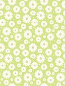 Flower,Backgrounds,Daisy,Floral Pattern,Pattern,Springtime,Polka Dot,Small,Pink Color,White,Seamless,Summer,Femininity,Design,Green Background,Fun,Simplicity,1960s Style,Cute,Elegance,Repetition,Ilustration,Textile Industry,Vertical,Beauty And Health,Fashion,No People,Design Element,Concepts And Ideas,Nature,Petal,All Over Pattern,Illustrations And Vector Art,Freshness,Fashion,Vector Florals,Lime
