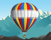 Hot Air Balloon,Air,Heat - Temperature,Mountain Range,Mode of Transport,Snow,Air Vehicle,Mountain,Mountain Peak,Landscape,Sky,Adventure,Stratosphere,Mid-Air,Basket,Hovering,Fun,Scenics,Flying,Illustrations And Vector Art,Leisure Activity,Ilustration,Transportation,High Up,Sport,Colors,Levitation,Journey,Travel,Nature,Air Travel,aerostat,Sports And Fitness,Looking At View,Clear Sky,Travel Locations,Above