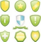 Shield,Badge,At Attention,Medical Symbol,Trophy,Protection,Banner,Security,Computer Icon,Knight,Ideas,Symbol,Shiny,Coat Of Arms,heraldic,Medal,Single Line,Set,Vector Icons,Cross Shape,Green Color,Healthy Lifestyle,Isolated-Background Objects,Illustrations And Vector Art,Isolated,Medicine And Science,Assistance,Data,Vector,Insignia,Light Bulb,Design Element,Star Shape,Gold Colored,Silver Colored,Inspiration,Isolated Objects