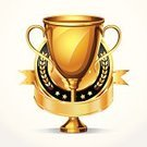 Trophy,Star Shape,Medal,Success,Winning,Sports Race,Aspirations,Incentive,Leadership,Championship,Gold Colored,Competitive Sport,Victory,Sport,Achievement,Competition,Ribbon,Gold,Shiny,Award,White,Backgrounds,Decoration,Celebration,Badge,Honor,Event,Awe,Branch,Contest,Elegance,Metal,Isolated,Illustrations And Vector Art,Isolated Objects,Handle,Sports Symbols/Metaphors,Vector,Black Color,Reflection,Sports And Fitness