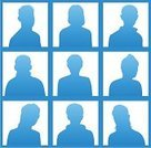 Silhouette,Avatar,user,Profile View,Symbol,Human Head,People,Human Face,Computer Icon,Business,Portrait,Image,Social Issues,Icon Set,Outline,Women,Real People,Simplicity,Group Of People,Communication,Pattern,Front View,Blue,Global Communications,Computer,Men,Individuality,Adult,Part Of,Unrecognizable Person,Shoulder,Connection,Design Element,Set,Vector,Collection,White,Group of Objects,Human Hair,Cross Section,Frame,Isolated,Ilustration,Design,Painted Image,Picture Frame,Young Adult,Frame,Backgrounds,Sign,Internet