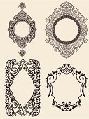 Vignette,Luxury,Old-fashioned,Frame,Symbol,Decoration,Pattern,Design,Style,Vector Florals,Illustrations And Vector Art,Old,Design Element,Ornate,Classic,Vector Backgrounds,Vector Ornaments,Vector,Ilustration,Classical Style,Swirl,Elegance