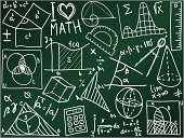 Classroom,Blackboard,Formula,Science,Mathematical Symbol,Ilustration,Mathematics,Writing,Drawing - Art Product,Technology,Chalk - Art Equipment,Drawing Compass,University,Alphabet,Education,Handwriting,Ruler,Calculator,Symbol,Art,Studying,Backgrounds,Triangle,Research,White,Cube Shape,Graph,Protractor,Spiral,Set,Medicine And Science,Diagram,Cone,Design,Sign,Classical Greek,Science Symbols/Metaphors,Illustrations And Vector Art,Sphere,Learning