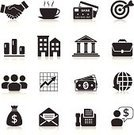 Computer Icon,Symbol,Icon Set,Handshake,Office Building,Currency,Bank,Real Estate,Finance,Office Interior,Dollar Sign,Business,Black And White,Vector,Dollar,Currency Symbol,Teamwork,Money Bag,Black Color,Bull's-Eye,Banking,Graph,Target,Credit Card,Letter,Bag,Paper Currency,Dartboard,Global Communications,Businessman,Telephone,Communication,Bar Graph,Clip Art,Ilustration,Briefcase,Globe - Man Made Object,Coffee - Drink,Chart,Computer Graphic,Speech Bubble,Wallet,Design,Cup,Interface Icons