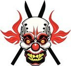 Clown,Joker,Evil,Spooky,Horror,Cruel,Murderer,Monster,Human Skull,Halloween,Shock,Bizarre,Human Face,Manga Style,Human Nose,Face Guard - Sport,Tattoo,Vector,Red,Mask,Jester,Smiling,Circus,Human Head,Terrified,Cartoon,Humor,Skull and Crossbones,Mascot,Fear,Anger,Men,Stage Make-up,Laughing,Traveling Carnival,Traditional Festival,Costume,Danger,Death,Dead,Make-up,Criminal,White,psychopath,Human Hair,Violence,Carnival,Fun,Pruning Shears,People,madman,Decoration,Furious,Male,Stage Costume,Symbol