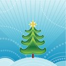 Christmas Tree,Christmas,Humor,Green Color,Star - Space,Nature,Year,Snow,Vector,New,Day,Ilustration,Tree,gradation,Decoration,Winter,Alder Tree,New Year's Tree,Nature,Serene People,Time,nature natural,Light - Natural Phenomenon,Concepts And Ideas,Glowing,illustration vector,Illustrations And Vector Art,Holiday,Winter,flakes,Pine Tree,Greeting,Sky,Snowflake