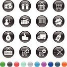 Computer Icon,Symbol,Retail,Icon Set,Gift Box,Black And White,Shopping,Marketing,Basket,Mobile Phone,Finance,Vector,Set,Bag,Credit Card,Clip Art,Shopping Basket,Computer Graphic,People,Shopping Bag,Wallet,Bar Code,Sale,Push Button,Business,Dollar Sign,Scissors,Black Color,Thumb,Shadow,Shopping Cart,Truck,Paper Currency,New,Currency,Interface Icons,Gift,Label,Human Hand,Ilustration,Currency Symbol