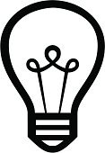 Light Bulb,Symbol,Computer Icon,Inspiration,Ideas,Innovation,Creativity,Computer Graphic,Vector,Lighting Equipment,Design,Electricity,Fuel and Power Generation,Light - Natural Phenomenon,Drawing - Art Product,Outline,Doodle,Black Color,Technology,Energy,Isolated,Efficiency,Concepts,Clip Art,Electronics Industry,Simplicity,Power,Fluorescent Light,Illuminated,Fluorescent,Ilustration,Invention,low-energy,energy-saving,Isolated Objects,Halogen Light,Concepts And Ideas,Glass - Material,Bright,White,Illustrations And Vector Art