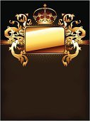 Gold Colored,Shield,Frame,Medieval,Symbol,Victorian Style,Crown,Decoration,Concepts And Ideas,Arts And Entertainment,Shape,Ilustration,Ornate,Arts Backgrounds,Vector,Retro Revival,Banner,Decor,Power,Backgrounds,Label,Art,Elegance,Shiny,Vector Backgrounds,Success,Illustrations And Vector Art,Curled Up