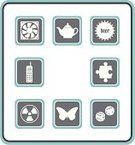 Propeller,Ventilator,Teapot,Symbol,Butterfly - Insect,Computer Icon,Dice,Beer - Alcohol,Silhouette,Tea - Hot Drink,Technology,Icon Set,Telephone,Cork,Vector,Radiation,Sign,Square,Leisure Games,Abstract,Puzzle,Computer Graphic,Nucleus,Internet,simply,Atom,Nuclear Power Station,Lid,Variation,Design,Style,Connection,Playing,Set,Illustrations And Vector Art,www