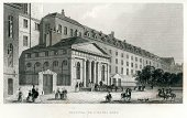 Old,Built Structure,Hospital,Ilustration,Engraved Image,Architecture,National Landmark,Cultures,Europe,European Culture,Paris - France,Central Europe,Medical Building,Image Created 19th Century,Illustrations And Vector Art,Antique,City Life,19th Century Style,Architecture And Buildings,Capital Cities,People,Victorian Style,Styles,Art And Craft,Art,Public Building,History,The Past,Ile de la Cite,France,Famous Place,Local Landmark,Old-fashioned,French Culture,Travel Locations