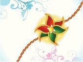 Rakhi,Brother,Sister,Jewelry,Respect,Wallpaper Pattern,India,Illustrations And Vector Art,Cultures,Emotion,Raksha Bandhan,Love,Holiday Backgrounds,Holidays And Celebrations,Arts And Entertainment,Ilustration,Arts Abstract,Vector Backgrounds,Vector,Celebration,Wrist,Abstract,Bonding