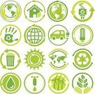 Environment,Recycling,Nature,Symbol,Recycling Symbol,Sign,Alternative Energy,Green Color,Seal - Stamp,Earth,Vector Icons,Nature,Illustrations And Vector Art,Concepts And Ideas