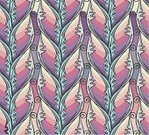 Pattern,Retro Revival,Tracery,Swirl,Abstract,Ilustration,Wave Pattern,Vector Ornaments,Vector Backgrounds,Floral Pattern,Ornate,Computer Graphic,Illustrations And Vector Art,Vector Florals,Wallpaper Pattern,Seamless,Leaf,Backgrounds,Old-fashioned,In A Row,Doodle