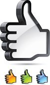 Thumbs Up,Satisfaction,Admiration,Symbol,Computer Icon,Computer,Success,Thumb,Positive Emotion,Human Hand,Modern,Agreement,Ideas,Concepts,Communication,Moving Up,Support,Ilustration,Single Object,Isolated,Black Color,White,Sign,Design Element,Green Color,Isolated Objects,Orange Color,Art,Fist,Concepts And Ideas,Vector,No People,Voting,Success,Cartoon,Design,Gesturing,Illustrations And Vector Art,Colors,Vector Icons,Shiny,Confirmation,Blue