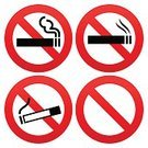 Smoking Issues,Smoking,Symbol,Stop Sign,Cigarette,Exclusion,Healthcare And Medicine,Vector,Safety,Sign,Tobacco Crop,Forbidden,Law,Danger,Black Color,Cancer,No,Addiction,Advice,Computer Graphic,Isolated,Badge,Backgrounds,Isolated-Background Objects,Medicine And Science,The End,Red,Ilustration,White,Nicotine,People,Objects/Equipment,Drugs/Pills,Warning Sign,Filter,Isolated Objects,Pub,Household Objects/Equipment,Tobacco Product,Risk