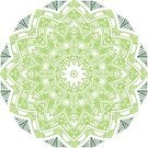Mayan,Symbol,Mexican Ethnicity,Circle,Green Color,Aztec,Floral Pattern,Geometric Shape,Cycle,Vector Florals,Vector,Ornate,Illustrations And Vector Art,Nature Abstract,Vector Ornaments,Nature,Sun,White,Ethnicity