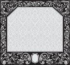 Black And White,Picture Frame,Frame,Retro Revival,Old-fashioned,Coat Of Arms,Scroll Shape,filigree,Ornate,Vector,Pattern,Shield,Curve,Design,Black Color,Leaf,Insignia,Abstract,Swirl,Cartouche,Angle,Gray,Decoration,Engraved Image,Illustrations And Vector Art,flourishes,Corner,Vector Backgrounds,Luxury,Victorian Style,Placard,Spiral,Blank,Banner,Corner,Copy Space,Vignette,Grayscale,Rectangle,Symbol,Antique,Floral Pattern,Curled Up,Vector Ornaments,Sign,Clip Art,Elegance,Backgrounds,Majestic,Flourish