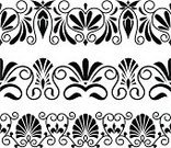 Greece,Frame,Decoration,Embellishment,Design Element,Flourish,Wedding,Part Of,Scroll Shape,Tile,Repetition,Silhouette,Leaf,Pattern,Elegance,Flower,Art,Design,Floral Pattern,Antique,Old-fashioned,Vector,Shape,Luxury,Decor,Victorian Style,Curve,Ornate,Textile,Abstract,Vector Ornaments,Backdrop,Classical Style,Illustrations And Vector Art,Vector Florals,Vignette,Baroque Style,Computer Graphic,Retro Revival,Ilustration,Tracery,Swirl