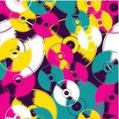 Record,Music,Duvet,Pattern,Pop,Retro Revival,Radio Dj,Club Dj,Label,Backgrounds,Seamless,Modern,Plastic,Nightclub,Disk,Colors,Acoustic Instrument,Listening,Internet,Old,Nostalgia,Ilustration,Old-fashioned,Sound,Technology,Dance,Vector,Illustrations And Vector Art,Single Object,Circle,Nightlife,Disco,Backdrop,Jockey,Dancing,Entertainment,Disco Dancing,Design,template,Party - Social Event,Wallpaper Pattern,Arts And Entertainment,Music,Gramophone,Singing,Famous Place,Web Page