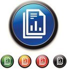 Symbol,Computer Icon,Report,Chart,Document,Black Color,Orange Color,Business,Green Color,Red,Circle,Blue,Curve,Finance,Shiny,isolated object,Vector,Internet,high gloss,Vibrant Color,Ilustration,Graph,Bar Graph,Printout