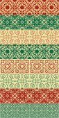 Pattern,Intricacy,Seamless,Backgrounds,Old-fashioned,Lace - Textile,Image,Curled Up,Flower,Holidays And Celebrations,Illustrations And Vector Art,Design,Ornate,Leaf,Ilustration,Decor,Design Element,Nature,Wallpaper Pattern,Decoration,Vibrant Color,Tracery,Floral Pattern,Vector,Retro Revival,Swirl