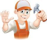 Craftsperson,Cartoon,Animated Cartoon,Construction Worker,Carpenter,Repairman,Men,Cap,People,Manual Worker,Real Estate,Mascot,Construction Industry,Hat,Repairing,Hammer,Building Contractor,Vector,People,One Person,Human Hand,Bib Overalls,Holding,Happiness,Computer Graphic,Work Tool,Coveralls,Home Improvement,Smiling,Occupation,Accessibility,Vector Cartoons,Art,Claw Hammer,Art Product,White,Male,Waving,Caucasian Ethnicity,Illustrations And Vector Art,Improvement,Cheerful,Orange Color,Characters,Carpentry