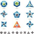 Geometric Shape,Sign,Triangle,Three-dimensional Shape,Cube Shape,Symbol,Abstract,Computer Icon,Pyramid Shape,Circle,Hexagon,Pentagon,Design Element,Star Shape,Square Shape,Shape,Interface Icons,Prism,Set,Vector,Design,Blue,Black Color,Arts Abstract,Style,Shiny,Curve,Creativity,Inspiration,Isolated-Background Objects,Orange Color,Green Color,Arts And Entertainment,Isolated Objects,Internet,Vector Icons,Collection,Illustrations And Vector Art,Computer Graphic,Ideas,Ilustration