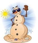 Snowman,Christmas,Beach,Tropical Climate,Mascot,Vector,Eyebrow,Summer,Sun,Sea,Sunlight,Sand,Travel,Vacations,Happiness,Sunbathing,Palm Tree,Tourist Resort,Coal,Characters,Travel Destinations,Sunglasses,Relaxation,Cartoon,Animal Shell,Waving,Tourism,Cheerful,Travel Locations,Tourist,Holidays And Celebrations,Seashell,Leisure Activity,Wood - Material,Smiling,Sunny,Vector Cartoons,Illustrations And Vector Art,Christmas,Beaches,Vibrant Color,Sand Dollar,Carrot,Recreational Pursuit
