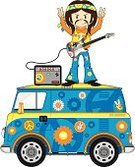 Mini Van,Cartoon,Van - Vehicle,Single Flower,Funky,Hippie,Men,On Top Of,Guitar,1960s Style,Motor Home,Mode of Transport,Brown Hair,Turtleneck,Electric Guitar,Dove - Bird,Long Hair,Waistcoat,Serene People,Mock Turtleneck,Symbols Of Peace,Vector,Winklepicker,Vector Cartoons,Bandana,Music,Ilustration,Illustrations And Vector Art,Youth Culture,Pop Musician,Musical Instrument,Transportation,Land Vehicle,Cable,Beatnik,Teenage Boys,Mustache,Musician,Striped,Isolated,Peace Sign,Flare Pants,Amplifier,Headband,Transportation,Wheel,Arts And Entertainment,Badge,Peace Symbol