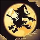 Witch,Halloween,Broom,Evil,Vector,Silhouette,Art,Autumn,Ilustration,Painted Image,Dark,Mystery,Riding,Halloween,Drawing - Art Product,Illustrations And Vector Art,Hat,Arts And Entertainment,Women,Cloud - Sky,Night,Season,Spooky,Cloudscape,Moonlight,Holiday,Flying,Backgrounds,Vector Cartoons,Holidays And Celebrations,Planetary Moon,Moon Surface,Arts Backgrounds,Design,Magic,October,Moon,Senior Adult,Cartoon,Horror,Smiling,Spirituality,Shock,Wizard