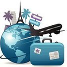 People Traveling,Travel,Suitcase,Globe - Man Made Object,Earth,Airplane,Rubber Stamp,Label,Journey,Luggage Tag,Passport,Luggage,Sphere,Travel Destinations,Passport Stamp,Palm Tree,Eiffel Tower,Back Lit,Vector,Egypt,Ticket,France,Textured Effect,Air Travel,Tourism,Vacations,Ilustration,Direction,Transportation,Travel Locations,Travel Backgrounds,Leisure Activity,Pyramid Shape,Arrow Symbol,Silhouette,Pisa,Italy,Pyramid