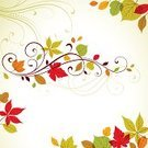 Thanksgiving,Autumn,Leaf,Falling,Frame,Backgrounds,Vector,Modern,Swirl,Vine,Scroll,Scroll Shape,Design Element,Red,Nature,Multi Colored,Green Color,Design,Holidays And Celebrations,Ilustration,Orange Color,Illustrations And Vector Art,Beauty In Nature,Flowing,Thanksgiving,Gold Colored,Beauty,foliagé