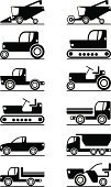 Pick-up Truck,Tractor,Truck,Combine Harvester,Symbol,Computer Icon,Farm,Vector,Harvesting,Agricultural Machinery,Ilustration,Agriculture,Engine,Car,Road,Group of Objects,Thoroughfare,Land Vehicle,Delivering,Freight Transportation,Modern,Set,Machinery,Vehicle Trailer,Transportation,Crawler Tractor,Industry,Speed,Crop,Cargo Container,Ranch,Transportation,Objects/Equipment,Service,Business,Technology,Industrial Objects/Equipment,Design,Traffic,Collection