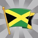 Jamaican Flag,Flag,Arts And Entertainment,Music,Travel Locations,Character Traits,Clip Art,Vector,No People,Concepts And Ideas