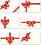 Bow,Gift,Christmas,Red,Bow,Gift Tag,Holiday,Gift Certificate,Wrapping Paper,Tied Knot,Christmas Decoration,Valentine's Day - Holiday,Christmas Card,Christmas Paper,Valentine Card,White,Celebration,Vector,White Background,Boucle,Isolated,Christmas Present,Birthday,Isolated On White,No People,Design Element,Decoration,Greeting Card,Carte Cadeau,Satin,Shiny,Design