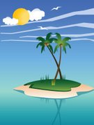 Island,Palm Tree,Coconut Palm Tree,Tahiti,Vector,Tropical Climate,Sea,Coconut,Beach,Sun,Idyllic,Tree,Focus On Background,Lagoon,Water,Polynesia,Ilustration,Art,Sunlight,Silhouette,Romance,White,Travel Destinations,Day,Sand,Vacations,Heat - Temperature,Relaxation,Backdrop,Caribbean Sea,Dreamlike,Backgrounds,Sky,Tranquil Scene,Shiny,No People,Reflection,Vertical,Turquoise,Outdoors,Blue,Color Image,Summer,Travel Locations,Holidays